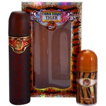 Cuba Jungle Tiger darilni set 1