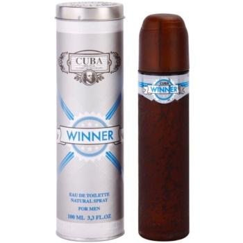 Cuba Winner eau de toilette pentru barbati