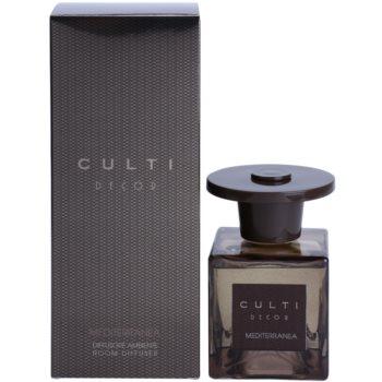 Culti Decor aroma difuzor cu rezervã 250 ml ambalaj suplimentar (Mediterranea)