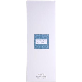 Culti Heritage Blue Arabesque aroma diffúzor töltelékkel   (Aqqua) 3