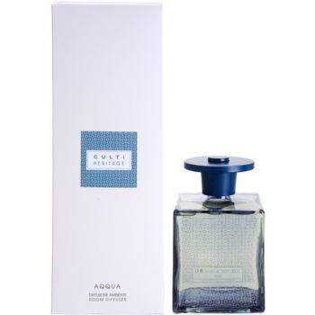 Culti Heritage Blue Arabesque aroma difusor com recarga   (Aqqua)
