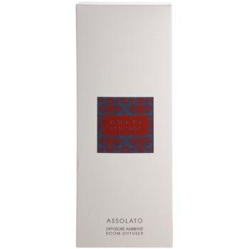 Culti Heritage Red Echo Aroma Diffuser mit Nachfüllung  kleinere Packung (Aqqua) 3