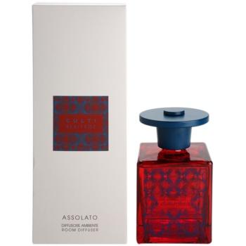 Culti Heritage Red Echo Aroma Diffuser mit Nachfüllung  kleinere Packung (Aqqua)