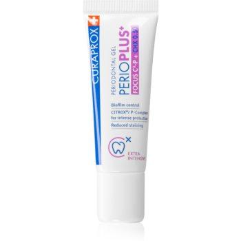 Curaprox Perio Plus+ Focus 0.50 CHX gel dentar imagine produs