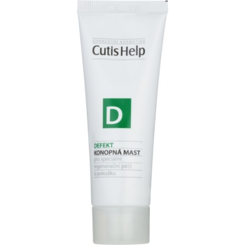 CutisHelp Health Care D - Defect unguent din canepa pentru piele deteriorata vindecarea ranilor