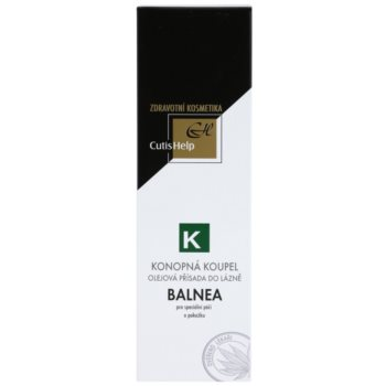 CutisHelp Health Care K - Balnea banho de cânhamo 2