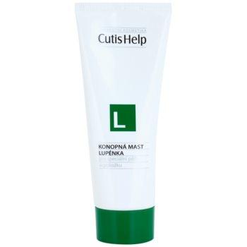 CutisHelp Health Care L - Psoriasis Hanfsalbe gegen Schuppenflechte