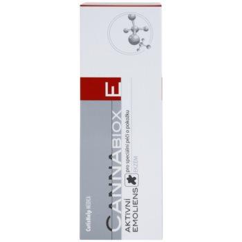 CutisHelp Medica CannaBiox E emulsja aktywna do skóry alergicznej przy objawach egzemy 2