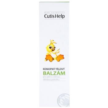 CutisHelp Mimi Hanfbalsam für den Körper für Kinder ab der Geburt 2