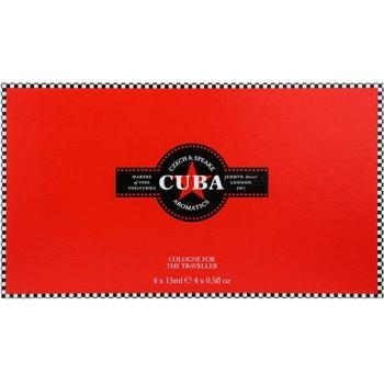 Czech & Speake Cuba Gift Set 2