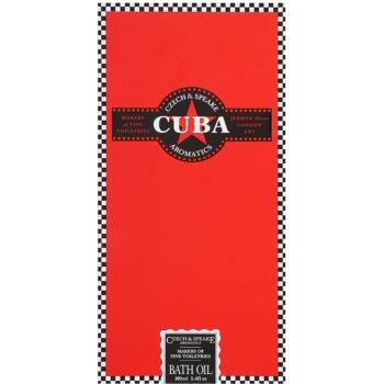 Czech & Speake Cuba ulei de dus unisex 3