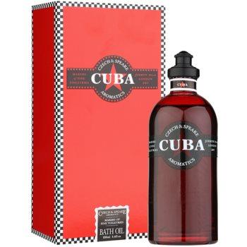 Czech & Speake Cuba ulei de dus unisex 1