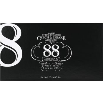 Czech & Speake No. 88 подаръчен комплект 2