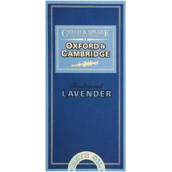 Czech & Speake Oxford & Cambridge óleo de duche unissexo 3