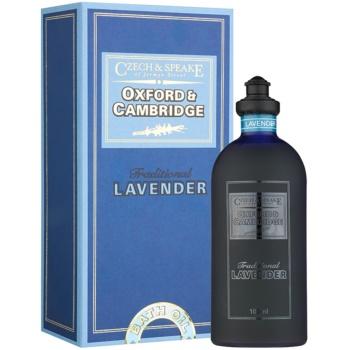 Czech & Speake Oxford & Cambridge óleo de duche unissexo 1