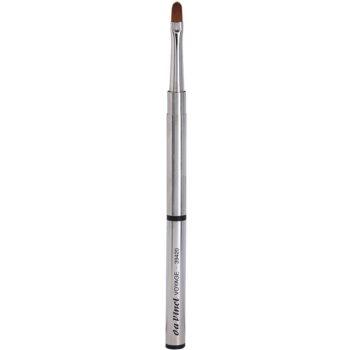 Image of da Vinci Classic Lip Brush Travel No. 39420 (Travel Lip Brush Oval Russian Red Sable Hair)