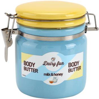 Dairy Fun Milk & Honey Körperbutter