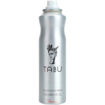 Dana Tabu дезодорант-спрей для жінок 1