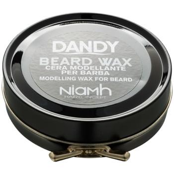 Fotografie DANDY Beard Wax vosk na vousy 50 ml