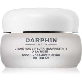 Darphin Rose Hydra-Nourishing Oil Cream crema hidratanta si hranitoare cu ulei de trandafir