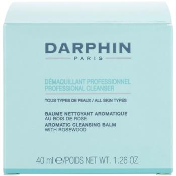 Darphin Cleansers & Toners aromatisches Reinigungsbalsam mit Rosenholz 3