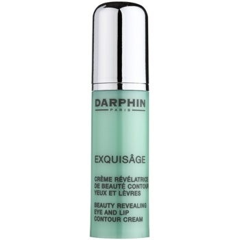 Darphin Exquisage Cremă cu efect de netezire și fermitate zona ochilor si a buzelor