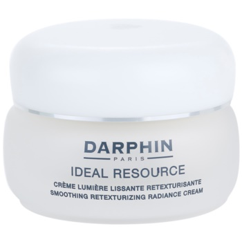 Darphin Ideal Resource Smoothing Cream pentru a restabili structura și luminozitatea pielii