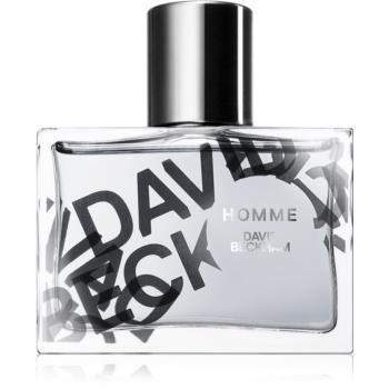 David Beckham Homme Eau de Toilette pentru barbati 30 ml