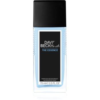 David Beckham The Essence deodorant spray pentru barbati