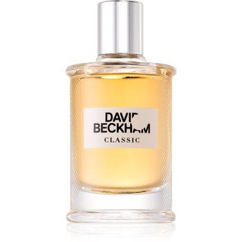 David Beckham Classic after shave balsam pentru barbati 60 ml