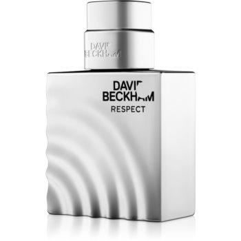 David Beckham Respect eau de toilette pentru barbati 40 ml