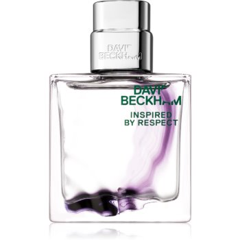 David Beckham Inspired By Respect eau de toilette pentru barbati 40 ml