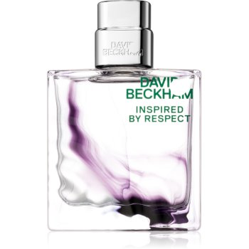 David Beckham Inspired By Respect eau de toilette pentru barbati 60 ml