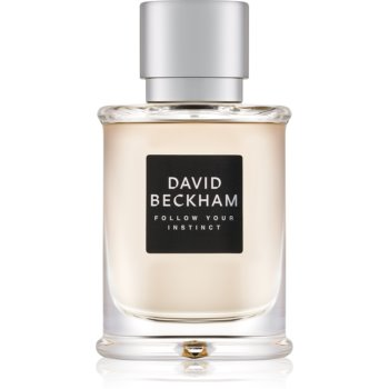 David Beckham Follow Your Instinct eau de toilette pentru barbati 75 ml