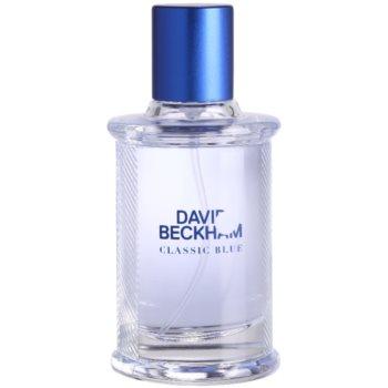 Buy David Beckham Classic Blue By Beckham Online Basenotesnet