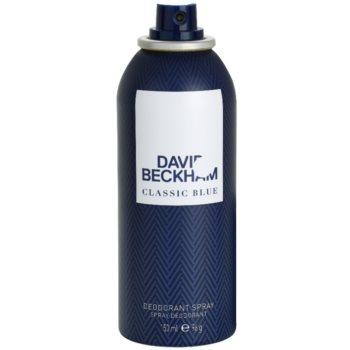David Beckham Classic Blue Deo Spray for Men 1