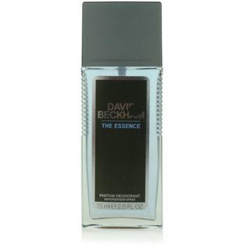 David Beckham The Essence Deodorant spray pentru barbati 75 ml