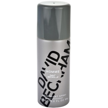 David Beckham Homme deospray pentru barbati 150 ml