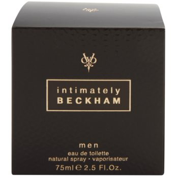 David Beckham Intimately Men Eau de Toilette für Herren 4