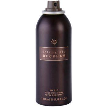 David Beckham Intimately Men dezodorant w sprayu dla mężczyzn 1