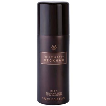 David Beckham Intimately Men dezodorant w sprayu dla mężczyzn