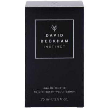David Beckham Instinct Eau de Toilette für Herren 4