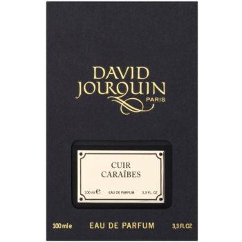 David Jourquin Cuir Caraibes Eau de Parfum unissexo 3