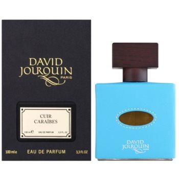 David Jourquin Cuir Caraibes Eau de Parfum unissexo