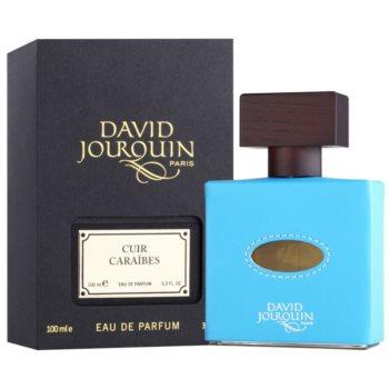 David Jourquin Cuir Caraibes парфюмна вода унисекс 1