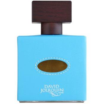 David Jourquin Cuir Caraibes Eau de Parfum unissexo 2