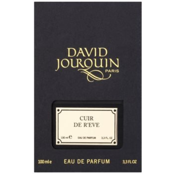 David Jourquin Cuir de R´Eve Eau de Parfum für Damen 4