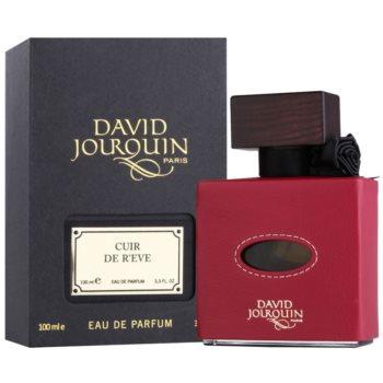 David Jourquin Cuir de R´Eve Eau de Parfum für Damen 1