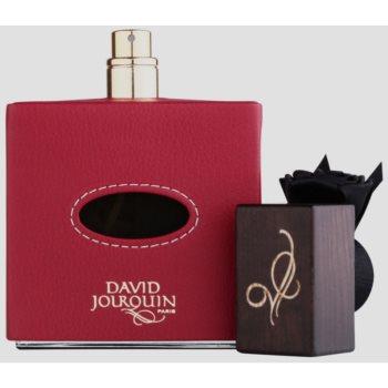 David Jourquin Cuir de R´Eve Eau de Parfum für Damen 3