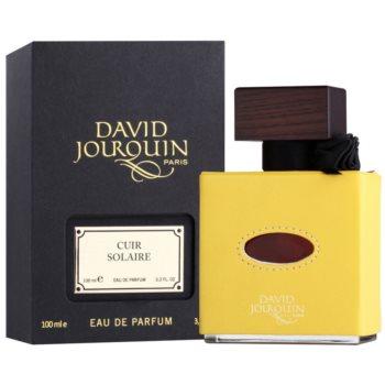 David Jourquin Cuir Solaire Eau de Parfum unissexo 1
